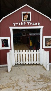 Trike Track outdoor play