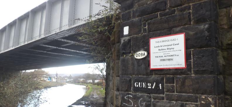 Railway Bridge  209A