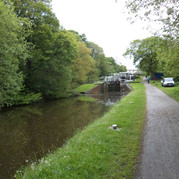 Leeds liverpool canal and locks