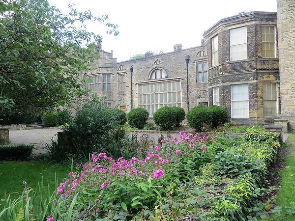 Bolling Hall museum Bradford UK