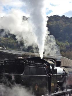 Heritage railway KWVR
