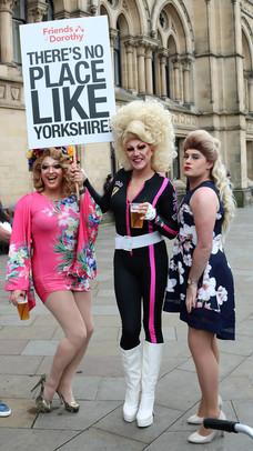 Gay Pride Bradford