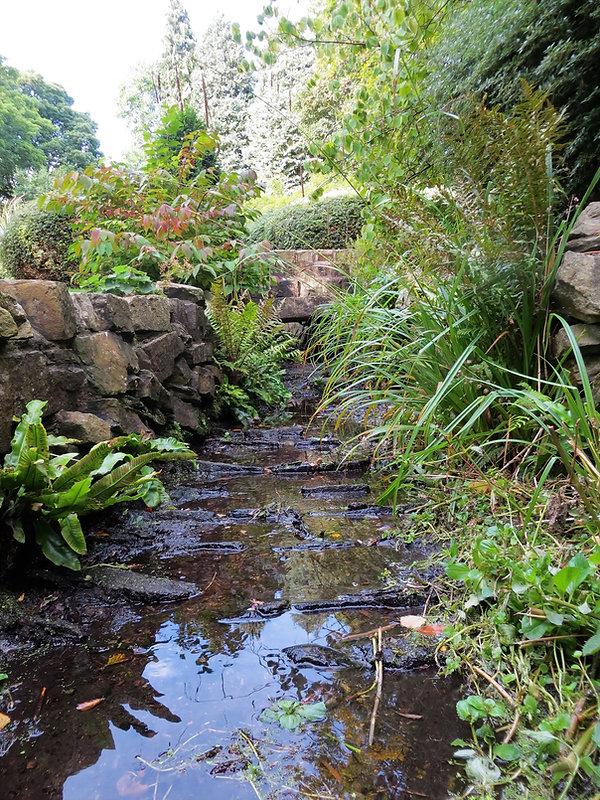 steam lister park bradford uk