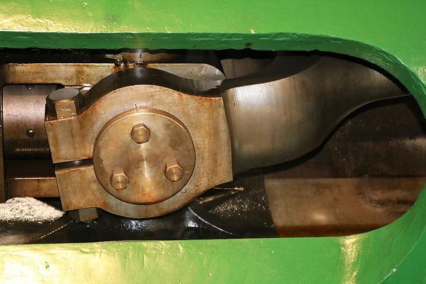 Detail of Uniflow steam engine 'Victor'