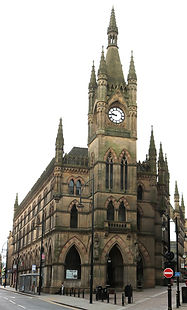 wool exchange bradford uk