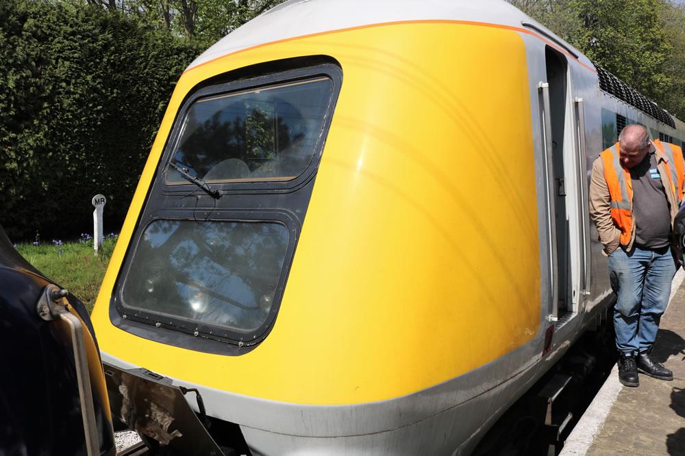 Prototype HST locomotive 41001