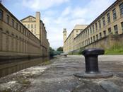 Leeds liverpool canal Salts mill