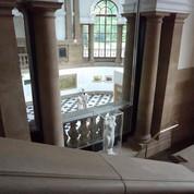 Inside Cartwright Hall Bradford