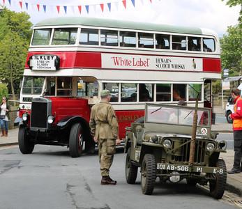 West Yorkshire Leyland JUB29HCVS
