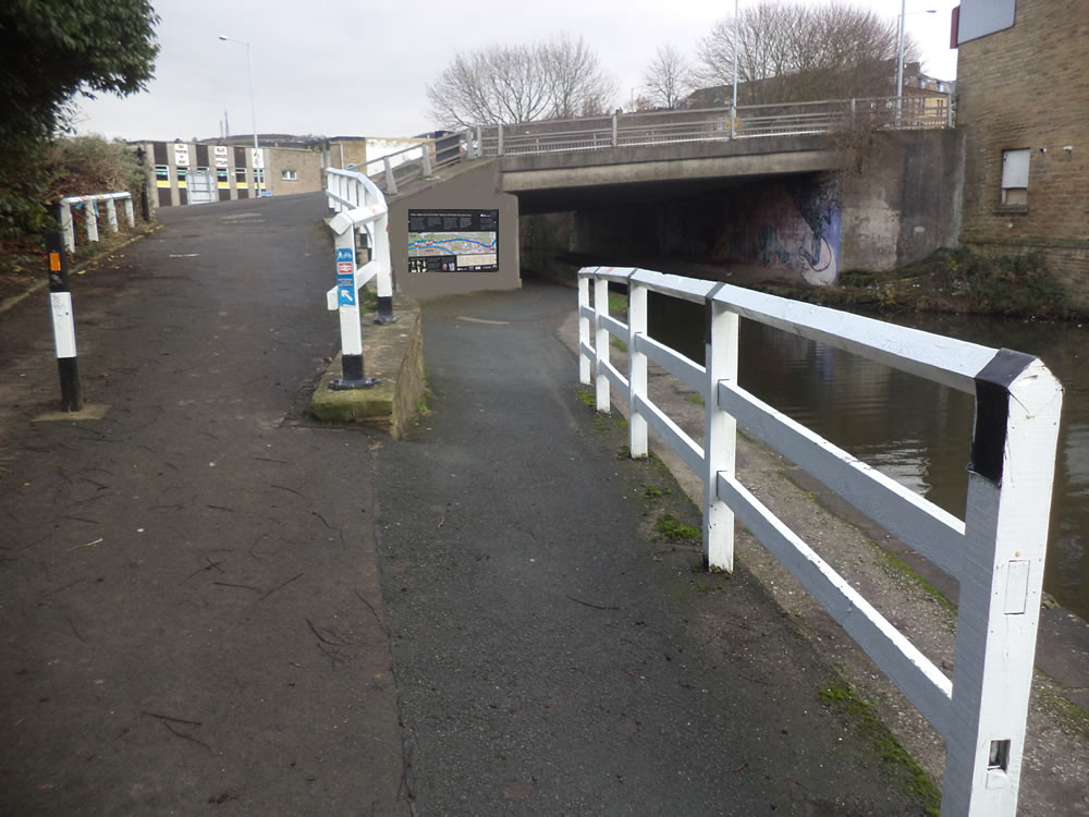 Shipley Bridge No 207C