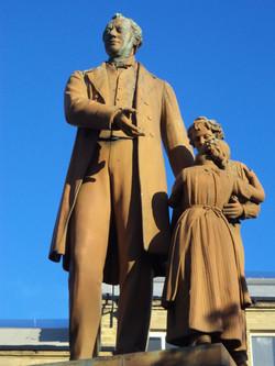 Richard Oastler Statue