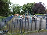 Wibsey park platground