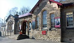 Haworth railway station Building