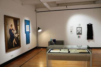 Galley 5 art display