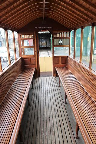 Bradford tramcar 40