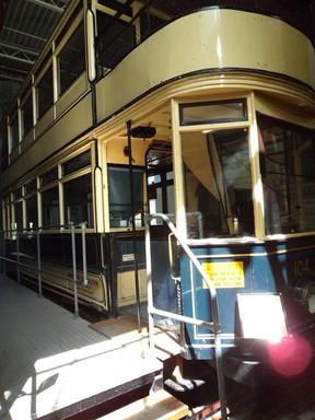 Electric Tramcar 104 Bradford