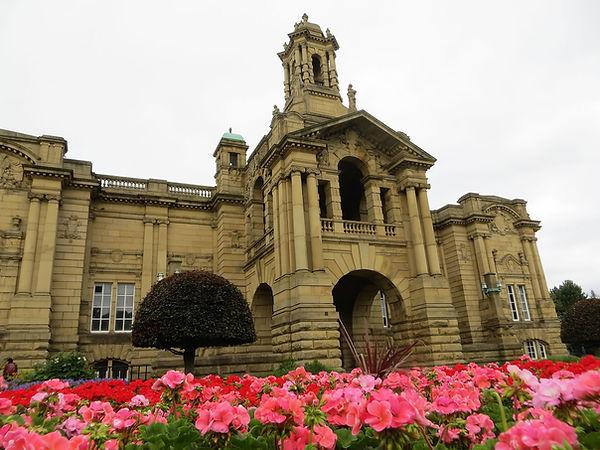 Cartwright hall Bradford UK