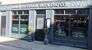 Haworth steam brewing & Bistro