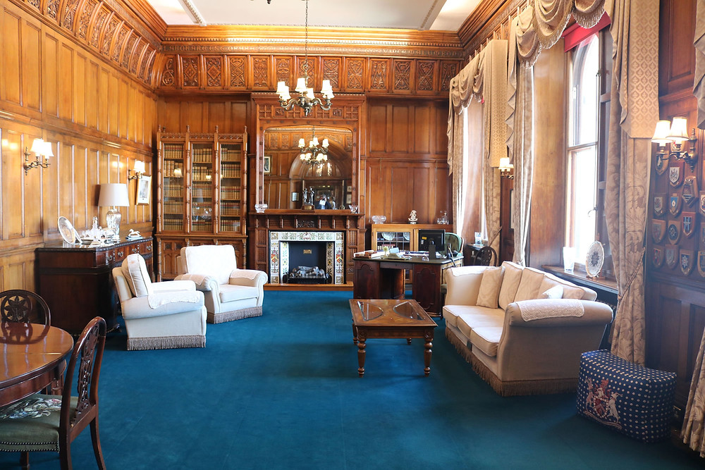 the Lord Mayor's Parlour bradford