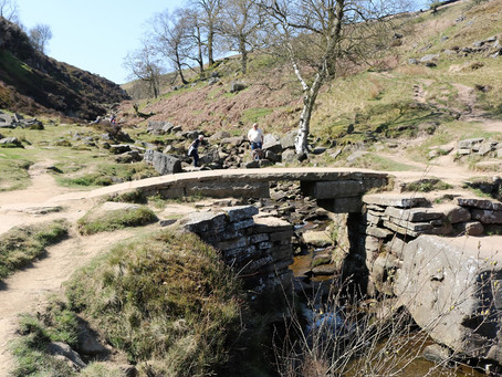 Haworth to Bronte Waterfall Walk
