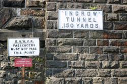 Ingrow tunnel