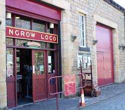 Ingrow loco museum