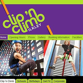 clip and climb ilkley