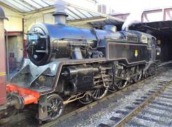 British Railways Standard Steam Locomoti