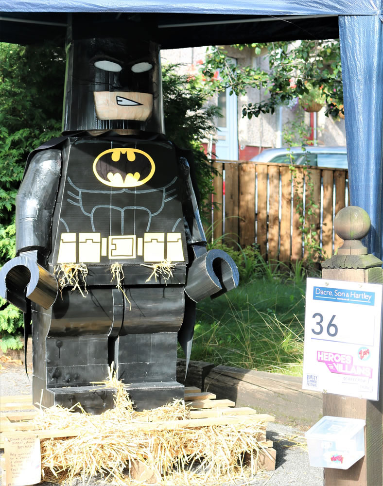 Second Prize #36 - Lego Batman - scarecrow