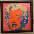 Andy Warhole Marylin Monroe print