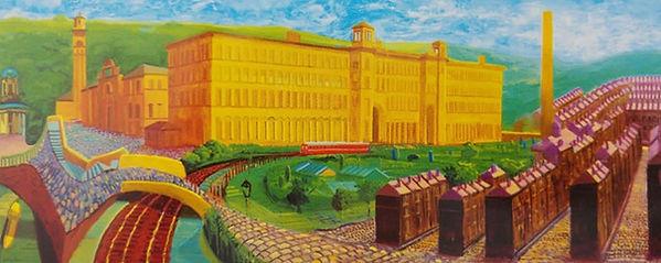 Hockneys salts mill