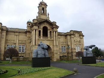 Cartweight hall Bradford uk