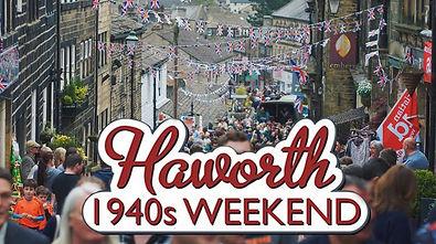 haworth 1940 weekend