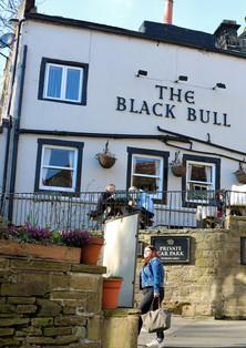 Black bull Haworth
