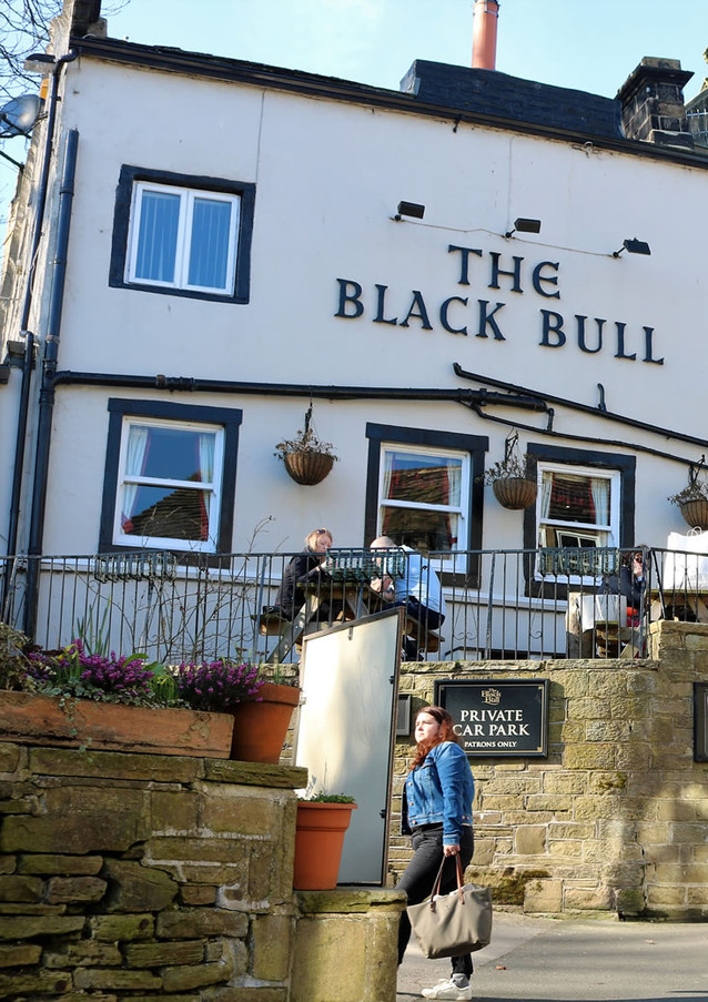 Black bull Haworth