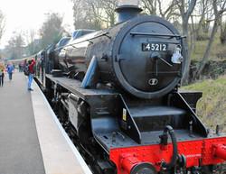 LMS Stanier Class 5 4-6-0 5212