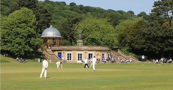 roberts park cricket