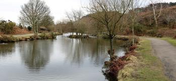 Ilkley Tarn Landscape