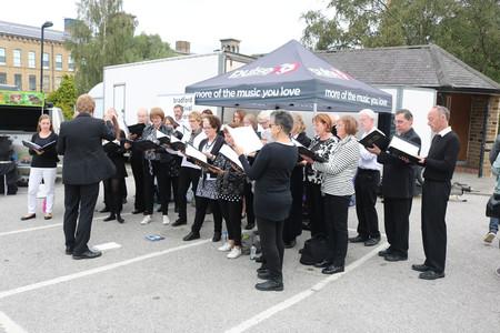 Saltaire festival choir