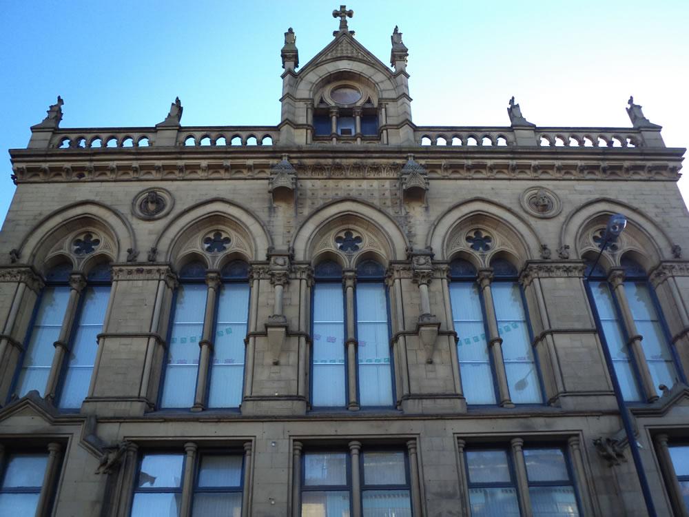 Bradford Architecture - West Yorkshire ...