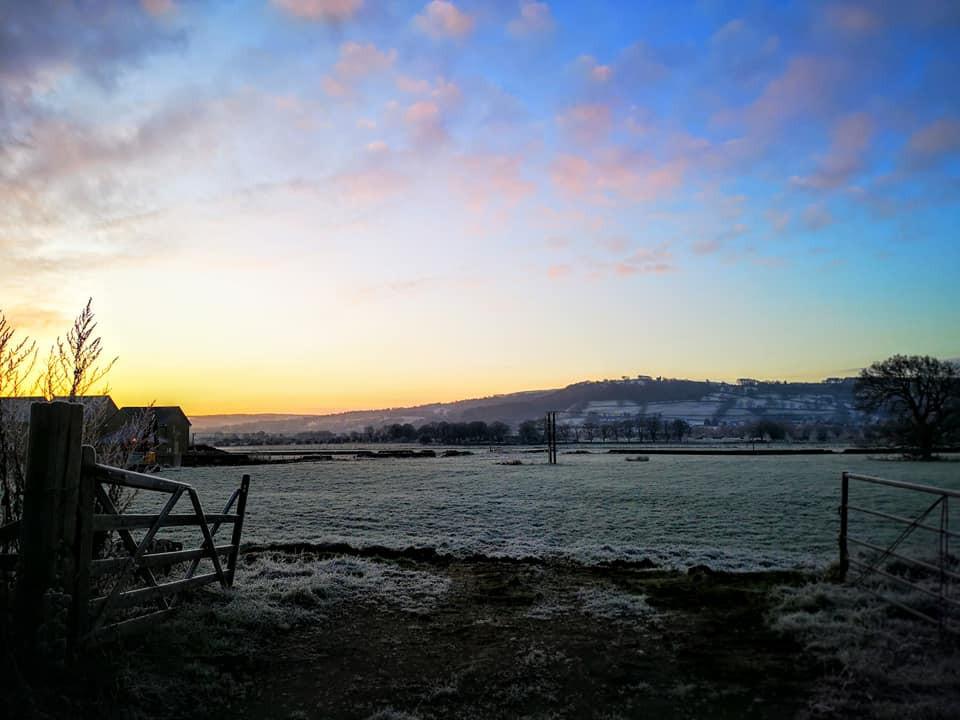 Frosty morning Silsden