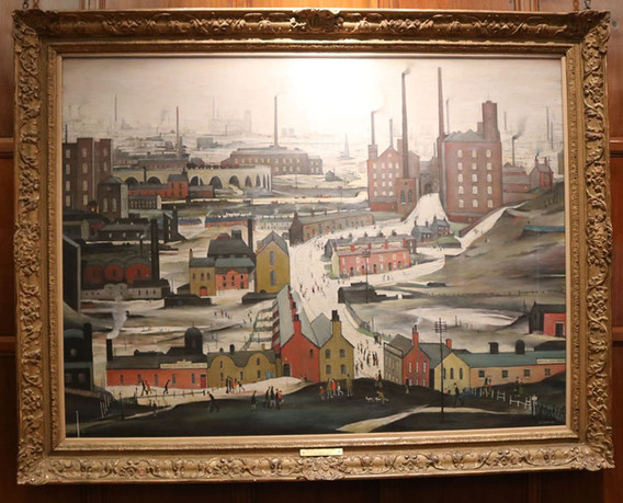 Gallery 4 lowry painting
