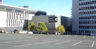 Bradford media museum car park
