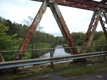 Old Iron Railway bridge
