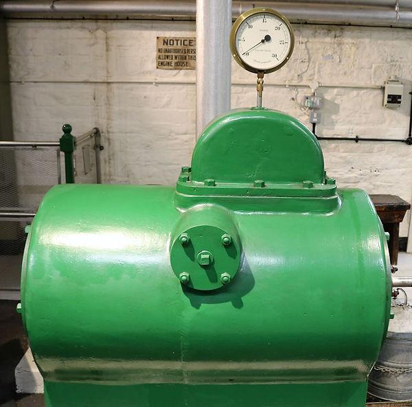 Linton Engine Condenser