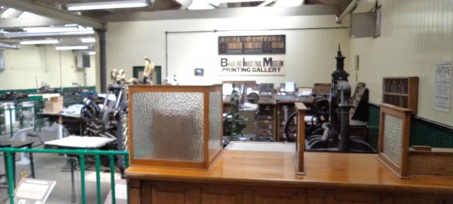 Printing Gallery Museum Bradford