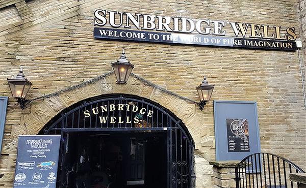 Sunbridge wells tunnels Bradford