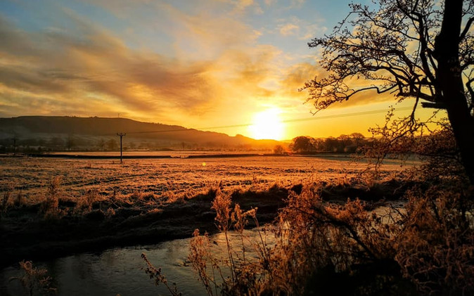 Sunrise image Silsden