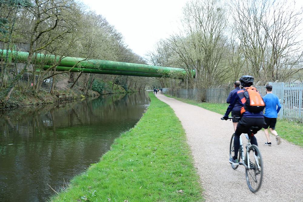 Apperley Bridge Aqueduct No 55B