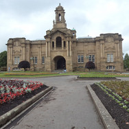 Cartwright Hall Museum Spring